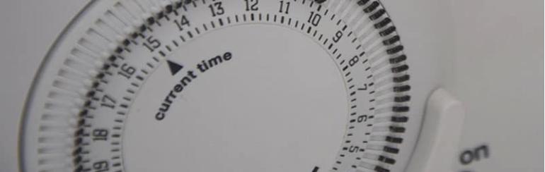 Quali sono gli orari di funzionamento della caldaia?